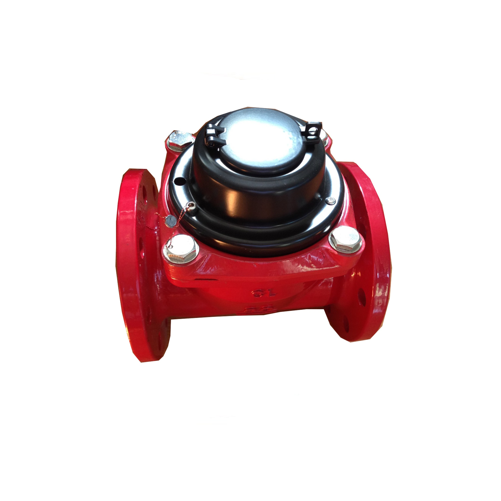 Woltman Hot Water Meter (Cast Iron)