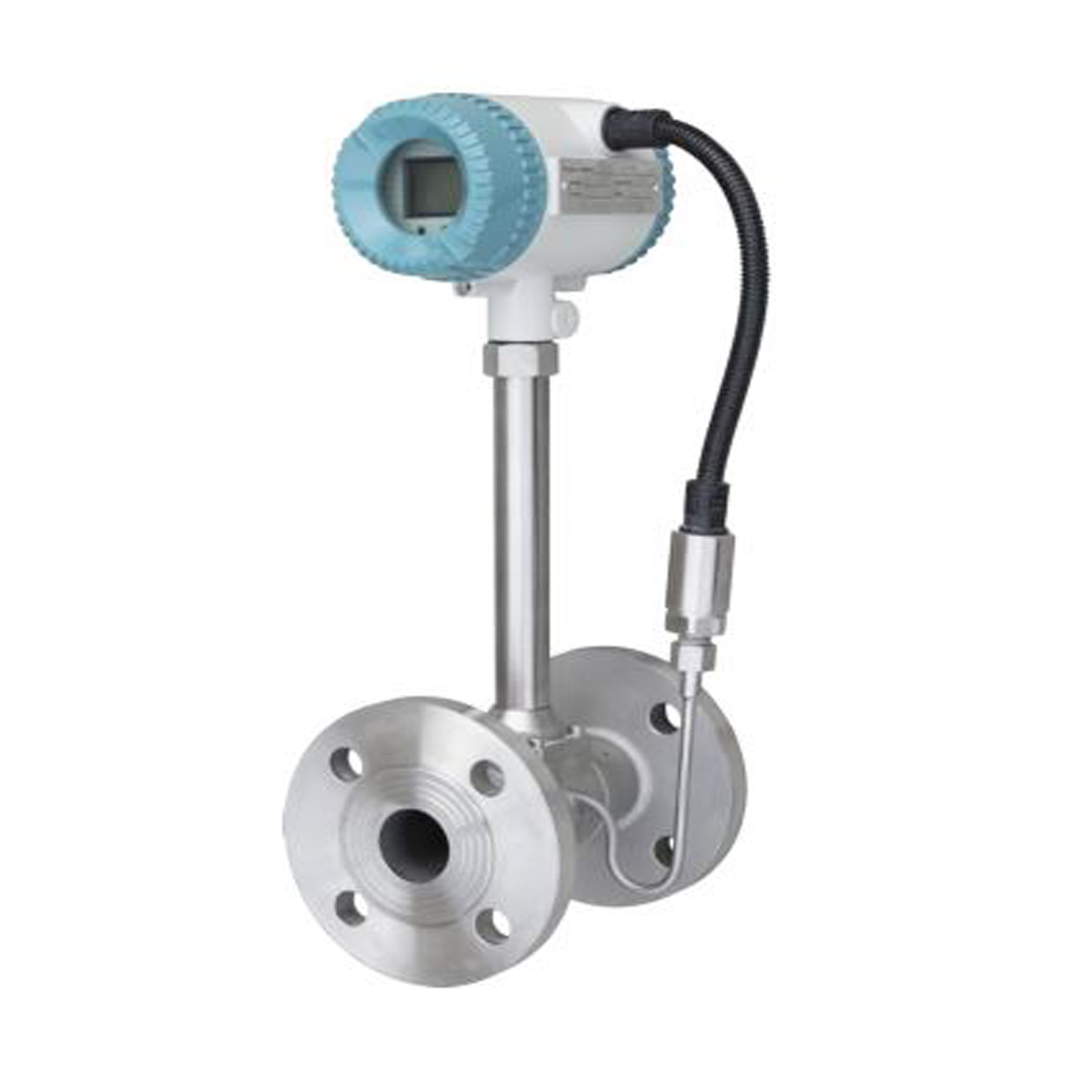 Pressure & Temperature Compensation Vortex Flow Meter