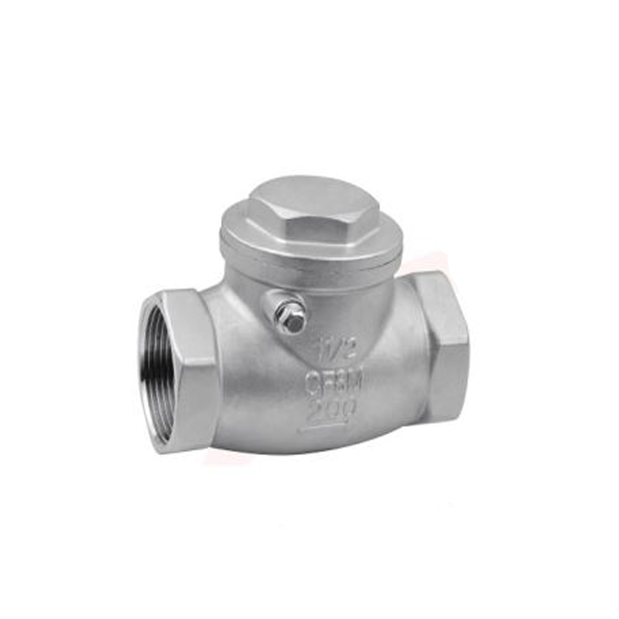 MZC Stainless Swing Check Valve