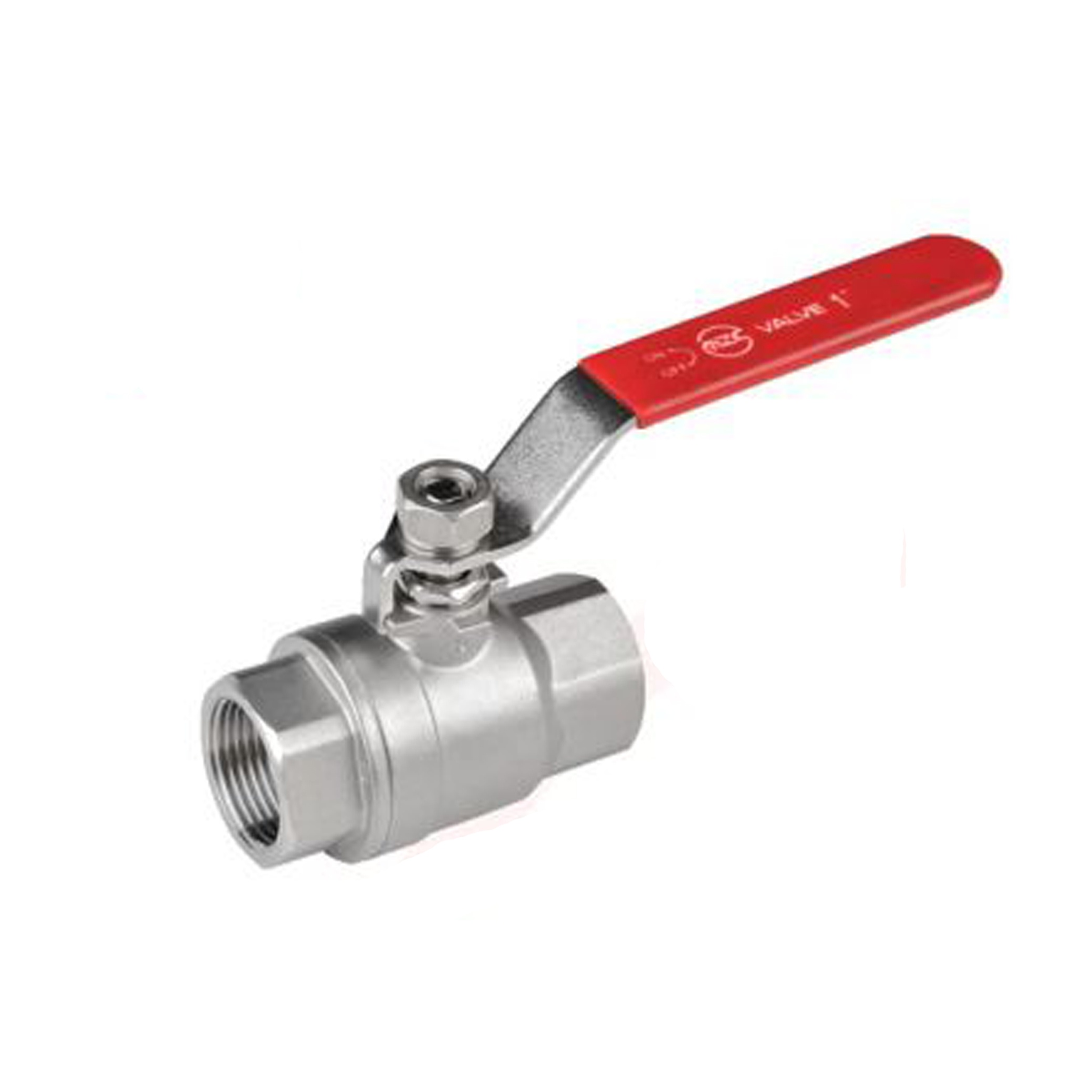 MZC Stainless Full Port Ball Valve 1000 WOG