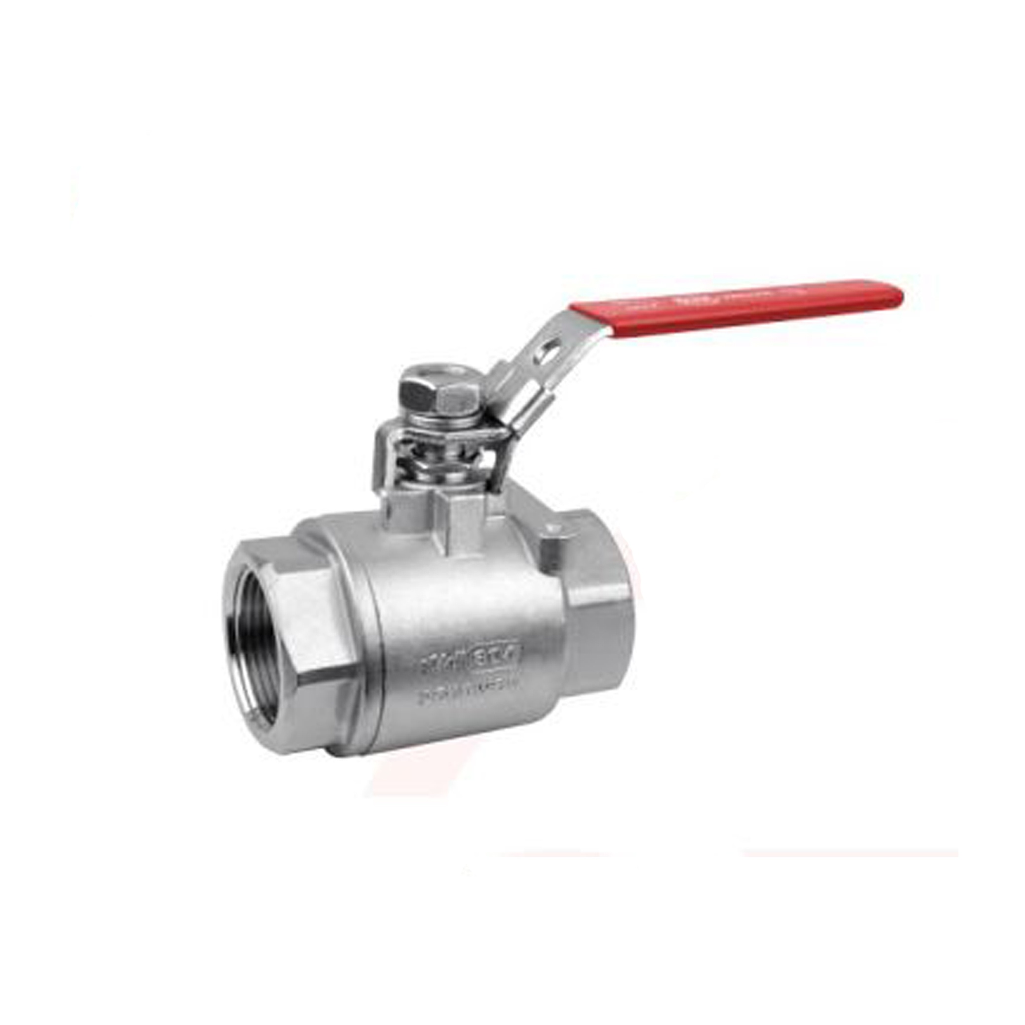 MZC Stainless Full Port Ball Valve 2000 WOG