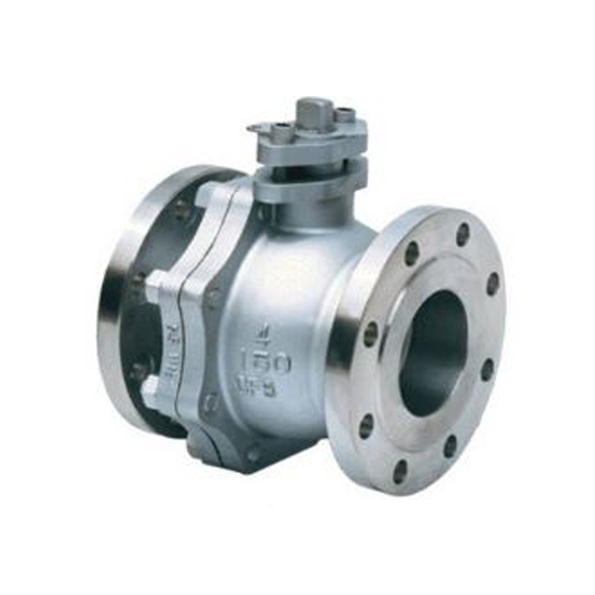 MZC Stainless Ball Valve Flange End